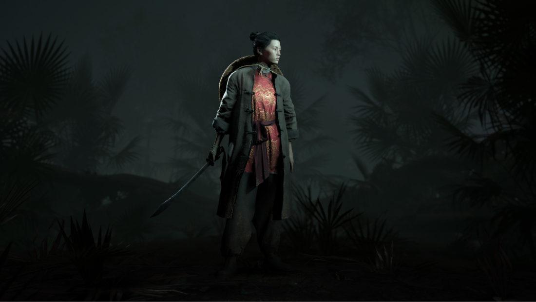 Легендарный охотник Dead Blessing в Hunt: Showdown