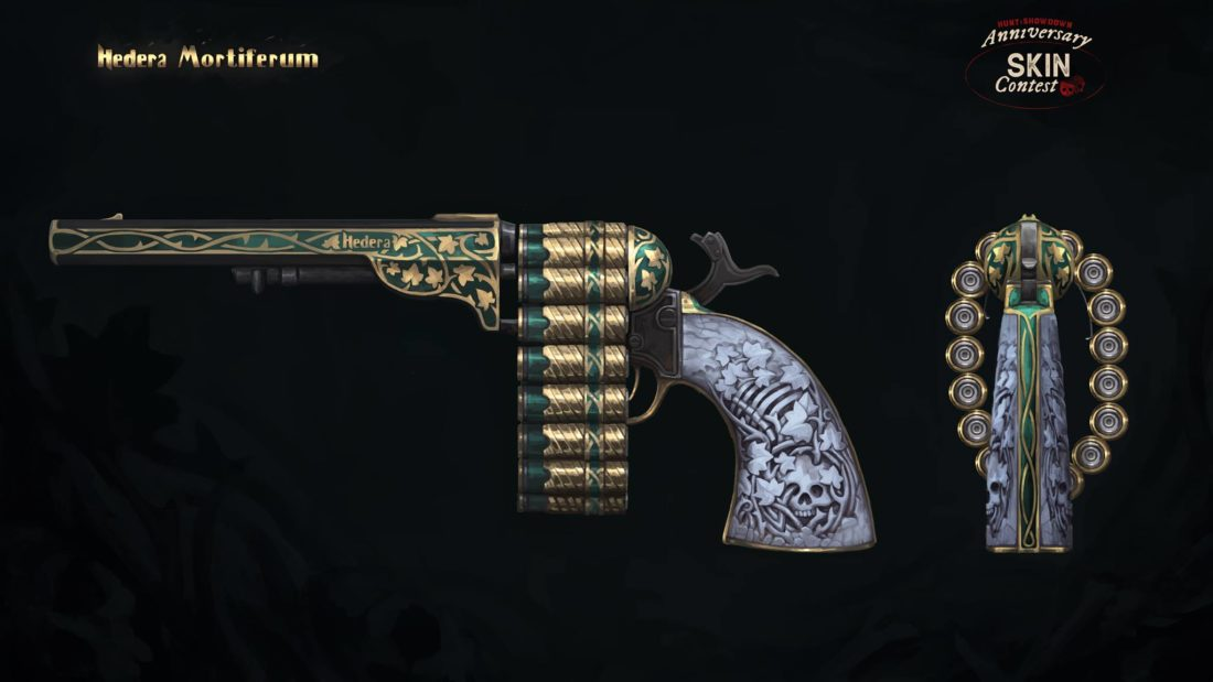 Hedera Mortiferum - Caldwell Conversion Chain Pistol от Piotr Szekalski