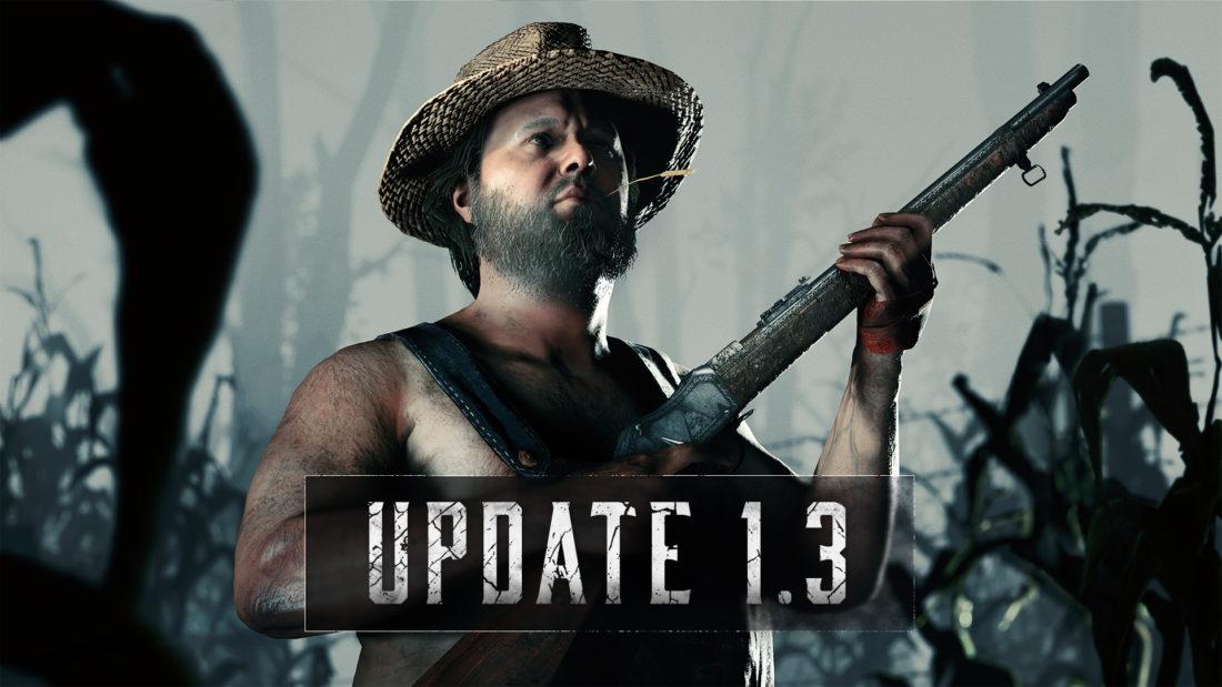 Обновление 1.3 установлено на основные сервера Hunt: Showdown