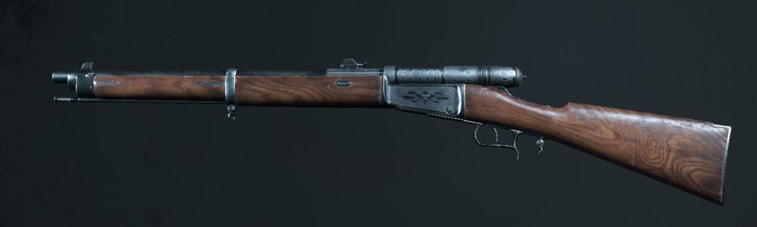 Легендарное оружие Mountain Air (Vetterli 71 Karabiner)
