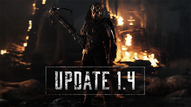 Обновление 1.4 установлено на основные сервера Hunt: Showdown