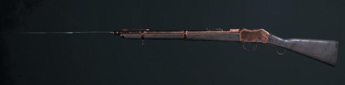 Легендарное оружие Bingham Brash (Martini-Henry IC1 Riposte) в игре Hunt: Showdown