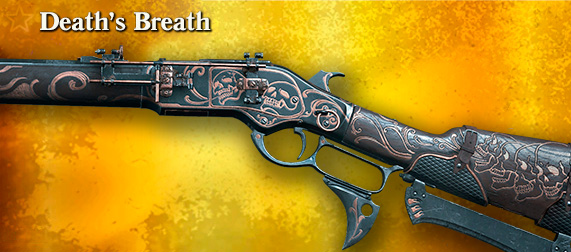 Death's Breath для Winfield M1873 Talon