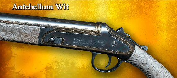 Легендарное оружие Antebellum Wit (Romero 77 Handcannon) в игре Hunt: Showdown