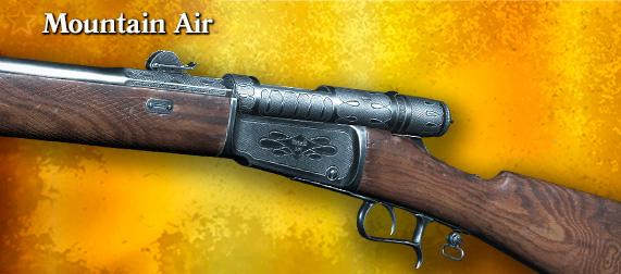 Легендарное оружие Mountain Air (Vetterli 71 Karabiner) в игре Hunt: Showdown