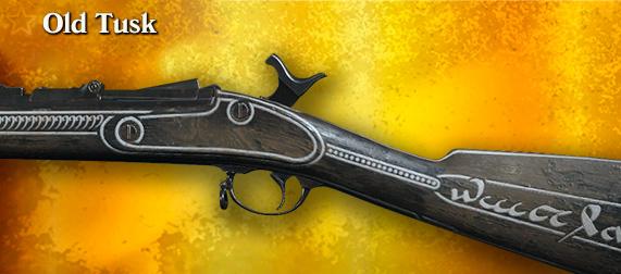 Легендарное оружие Old Tusk (Springfield 1866) в игре Hunt: Showdown