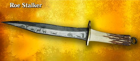 Roe Stalker для ножа