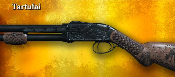 Легендарное оружие Tartufai (Specter 1882 Bayonet) в игре Hunt: Showdown