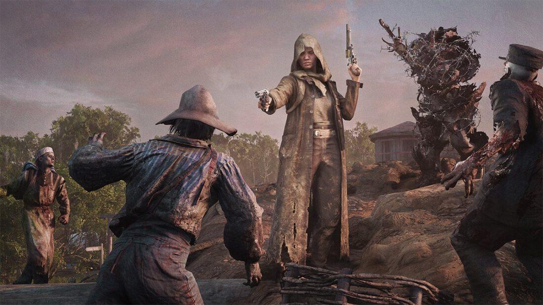 Парное оружие в игре Hunt: Showdown
