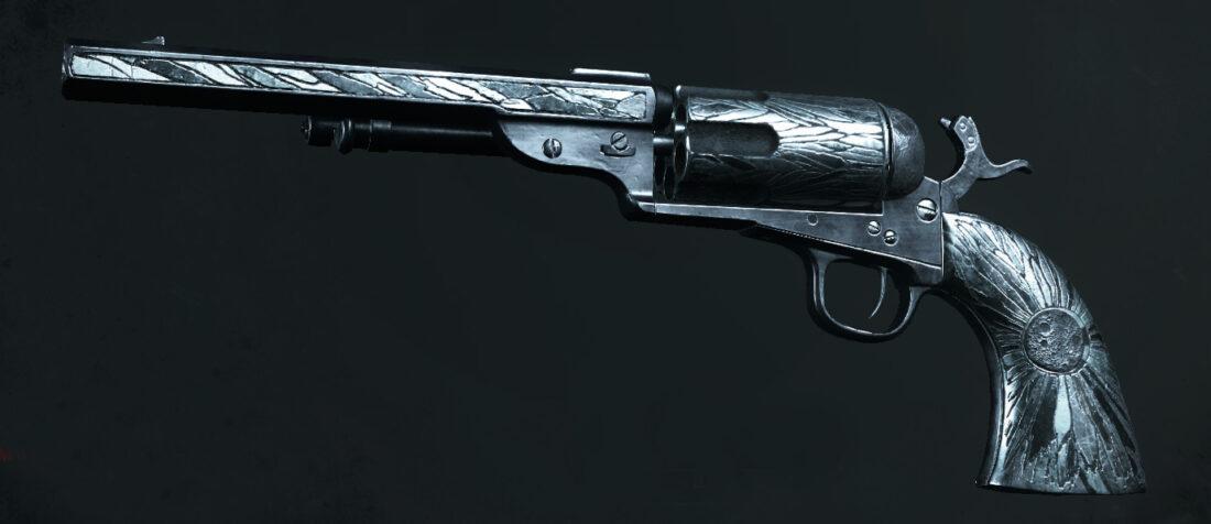 Легендарное оружие Kamacite Moon (Caldwell Conversion Uppercut) в игре Hunt: Showdown