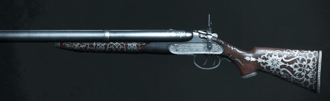 Легендарное оружие Sinner's Prayer (Nitro Express Rifle) в игре Hunt: Showdown
