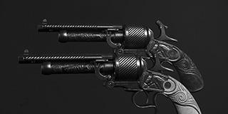 Парное оружие в Hunt: Showdown