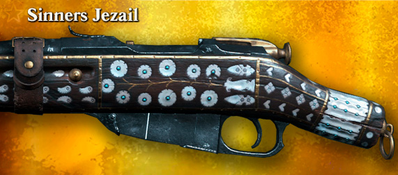 Sinners Jezail для Mosin-Nagant M1891 Obrez