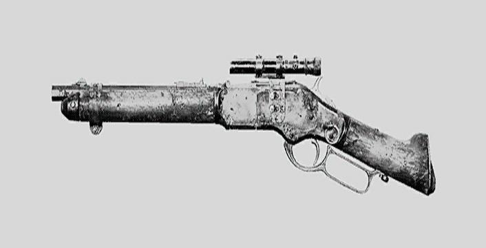 Winfield M1873C Vandal Deadeye