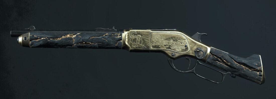 Gold Rush для Winfield M1873 C Vandal