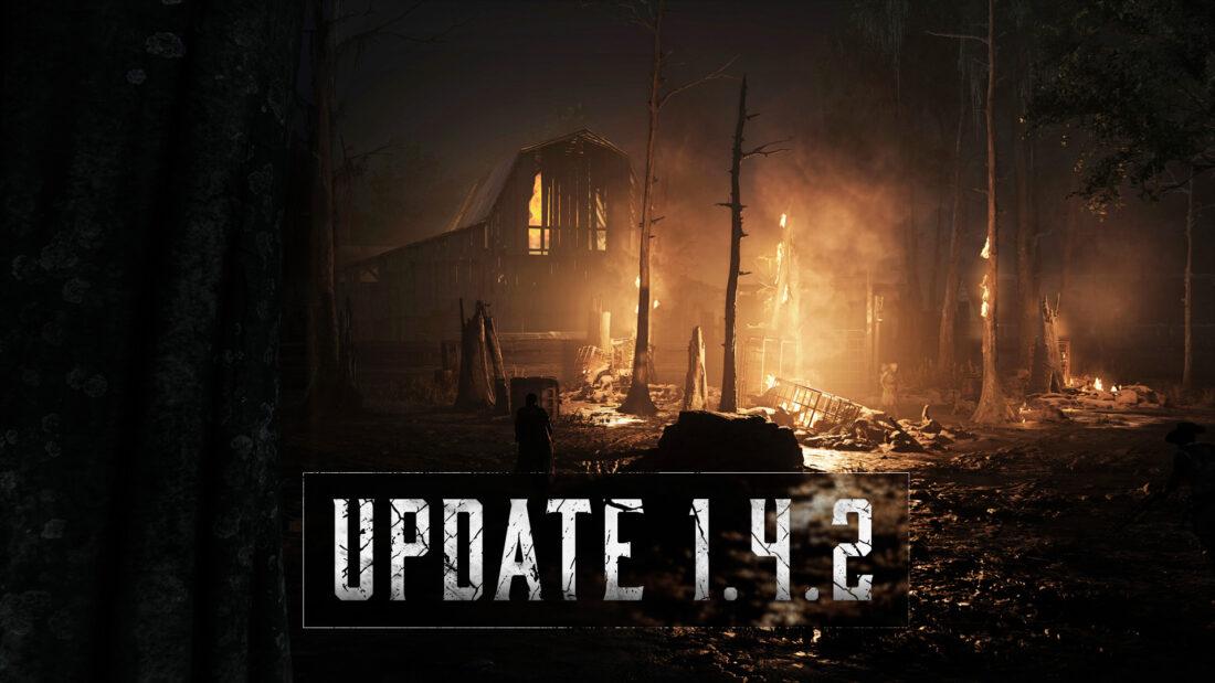 Обновление 1.4.2 установлено на основные сервера игры Hunt: Showdown