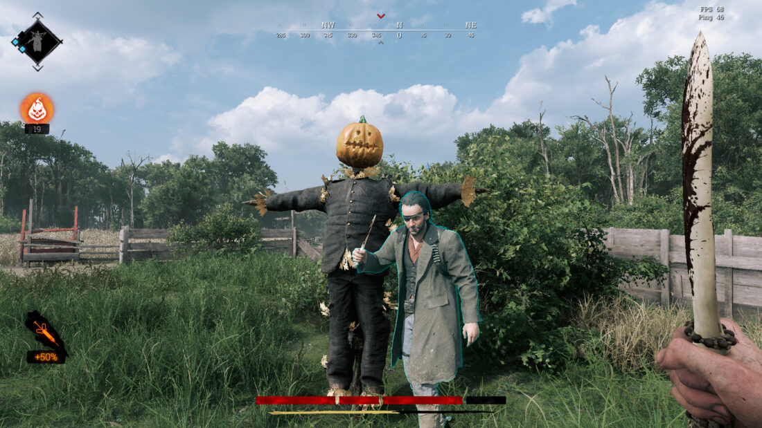 Halloween Event в Hunt: Showdown