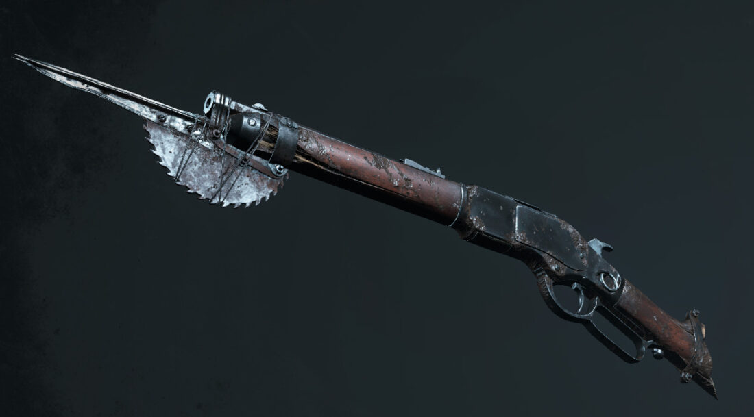 Винтовка Winfield M1873C Vandal Striker в Hunt: Showdown