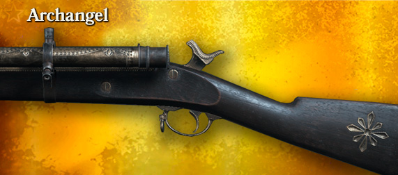 Легендарное оружие Archangel (Springfield 1886 Marksman) в игре Hunt: Showdown