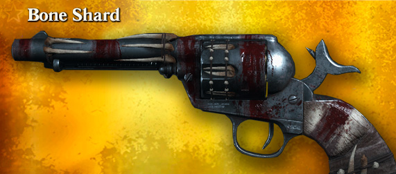 Легендарное оружие Bone Shard (Caldwell Pax Claw) в игре Hunt: Showdown