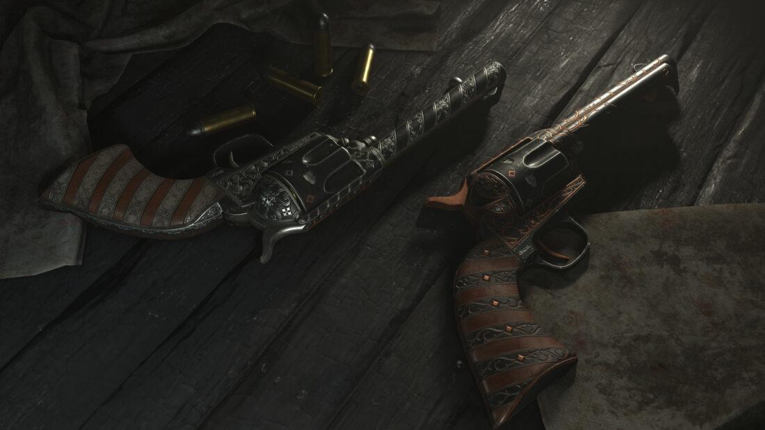 Легендарное оружие Jekyll and Hyde (Caldwell Pax) в Hunt: Showdown