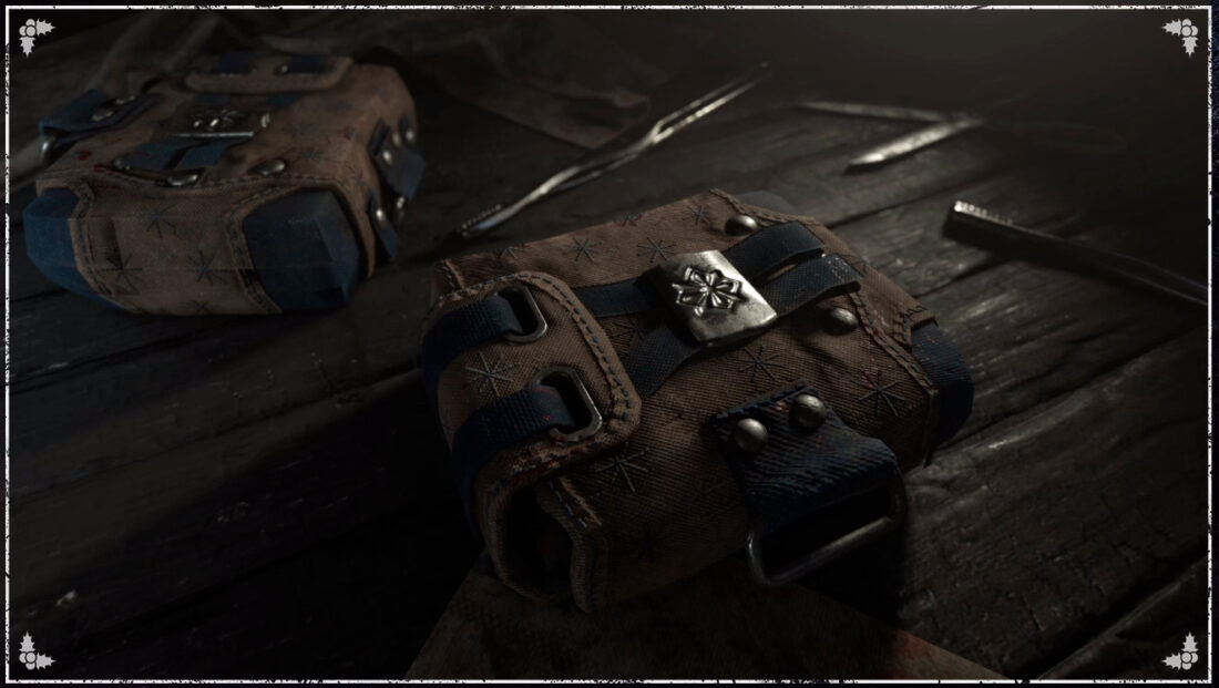 Легендарное снаряжение Cold Snap (набор первой помощи) Silencer в Hunt: Showdown