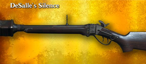 DeSalle's Silence для Sparks LRR Silencer