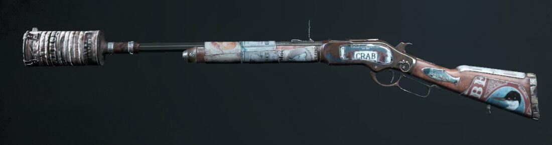 Легендарный облик Vagrant для Winfield M1873C Silencer