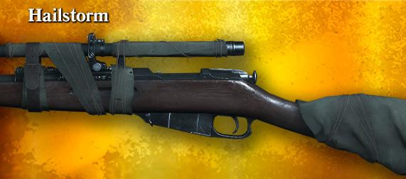 Hailstorm для Mosin-Nagant M1891 Sniper