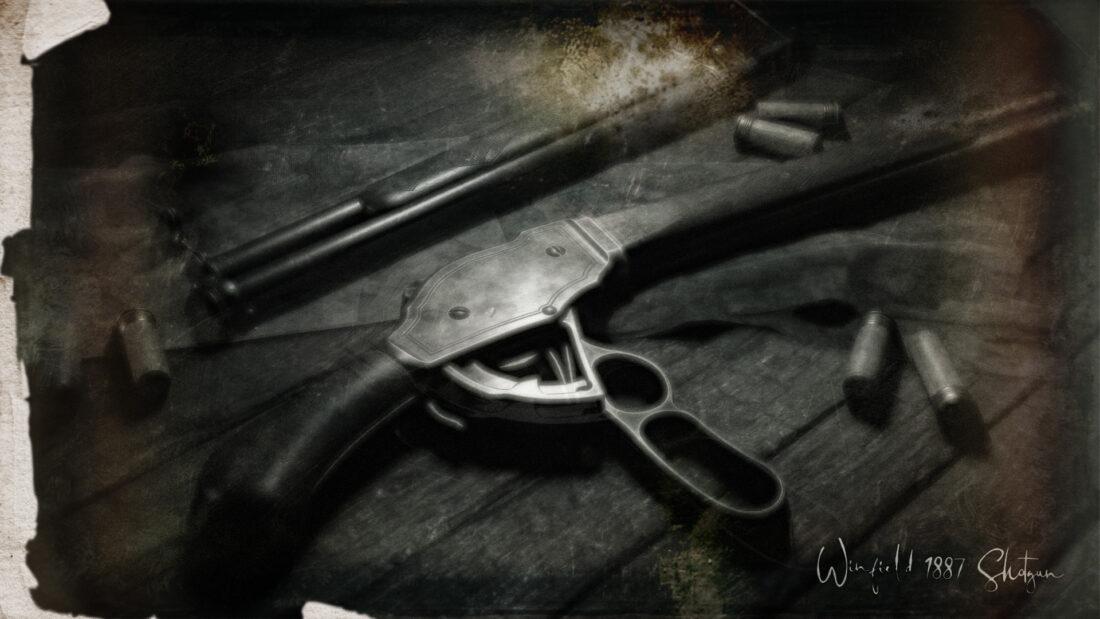 Winfield 1887 Shotgun