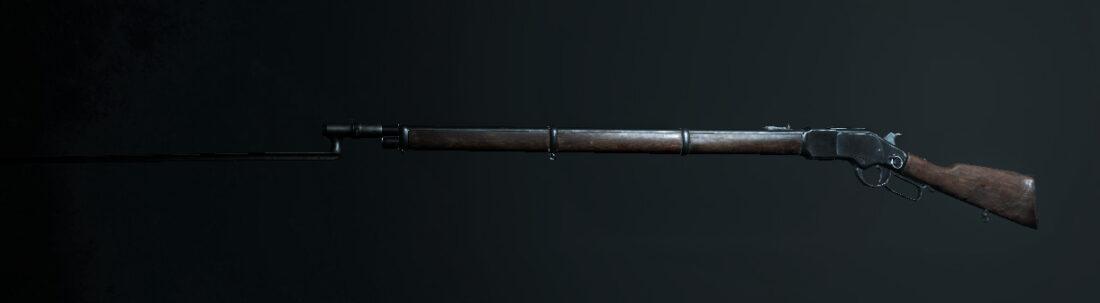 Винтовка Winfield M1873 Musket Bayonet в Hunt: Showdown