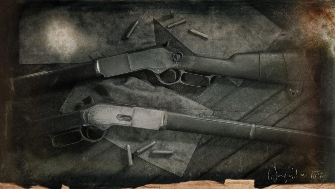 Winfield M1876