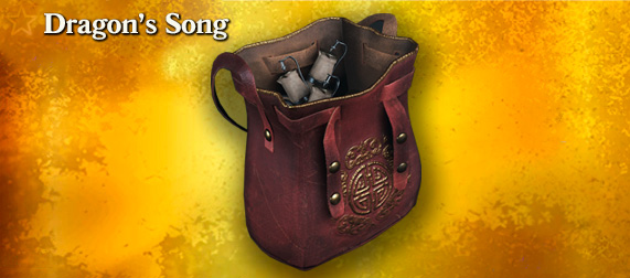 Легендарное снаряжение Dragon's Song (Blank Fire Decoys) в игре Hunt: Showdown