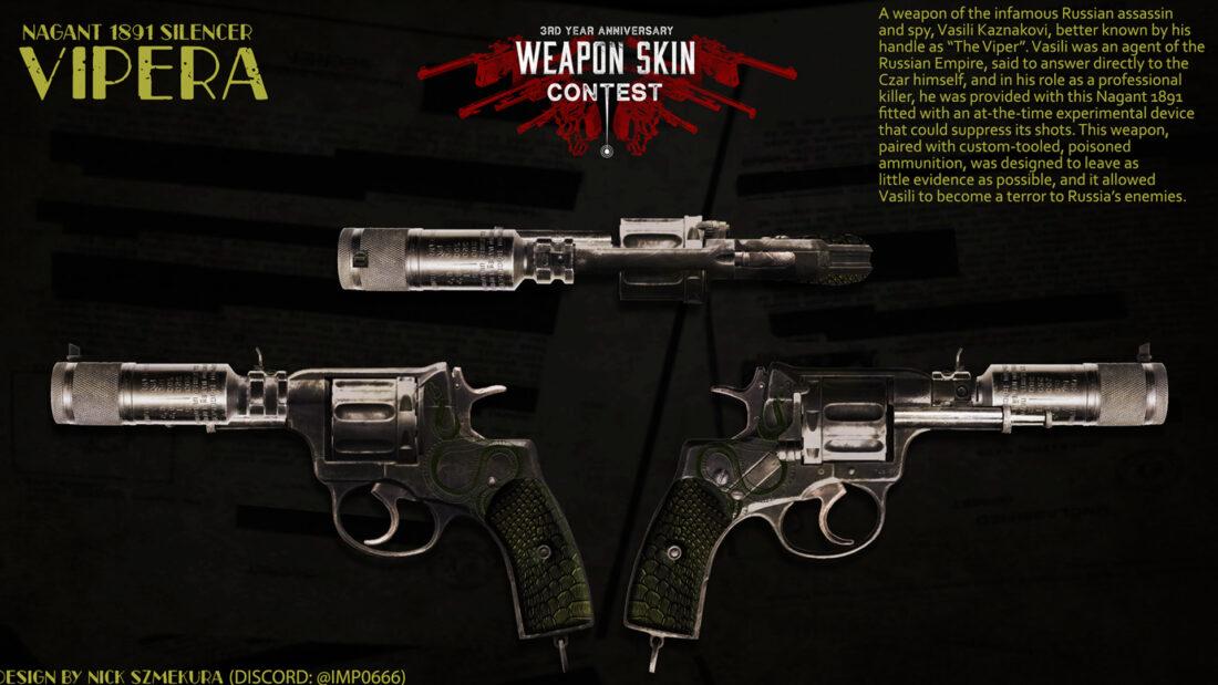 Vipera (Nagant M1985 Silencer) от