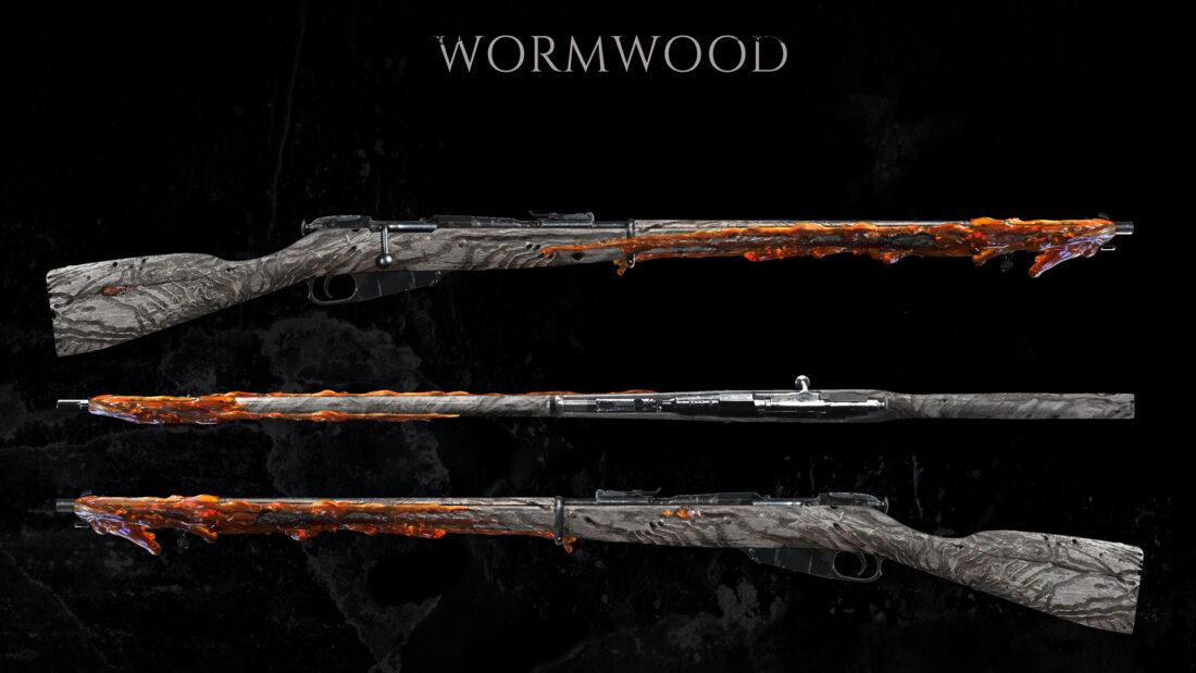 Wormwood (Mosin Nagant M1891) от Iain_Matthiae