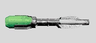 Hand Crossbow Poison Bolt