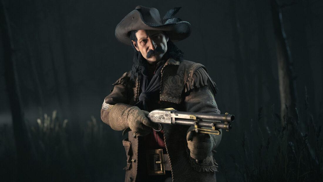 Легендарный охотник Уильям Картер