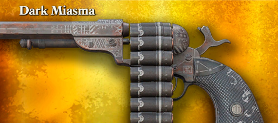 Dark Miasma для Caldwell Conversion Chain Pistol