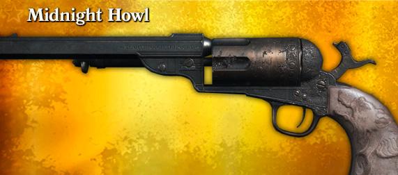 Легендарное оружие Midnight Howl (Caldwell Conversion Uppercut) в Hunt: Showdown