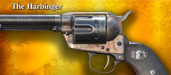 The Harbinger для Caldwell Pax