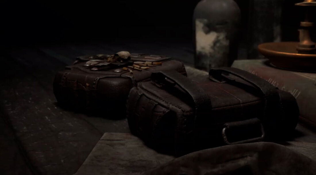 Легендарное снаряжение The Marrow (набор первой помощи) в Hunt: Showdown