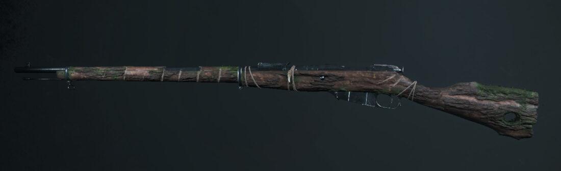 Легендарный облик Bears Tooth для Mosin Nagant M891