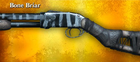 Легендарное оружие Bone Briar (Specter 1882 Bayonet)
