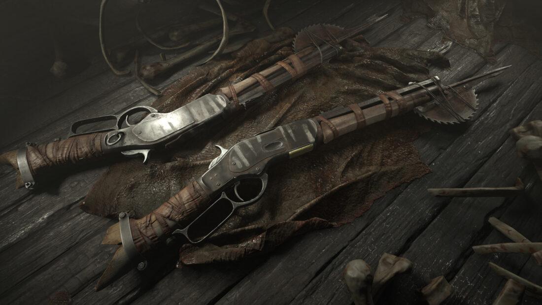 Легендарное оружие Nightmare (Winfield M1873C Vandal Striker)