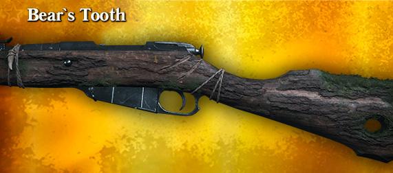 Bear`s Tooth для Mosin-Nagant M1891