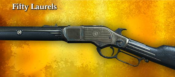 Fifty Laurels для Winfield M1873
