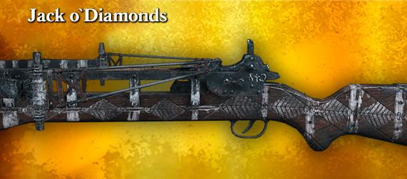 Jack o`Diamonds для Crossbow