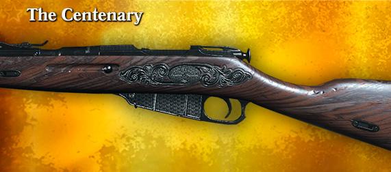 The Centenary для Mosin-Nagant M1891