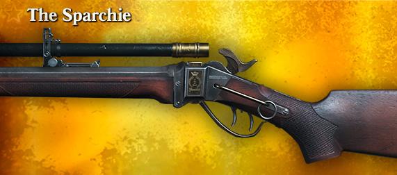 The Sparchie для Sparks LRR Sniper