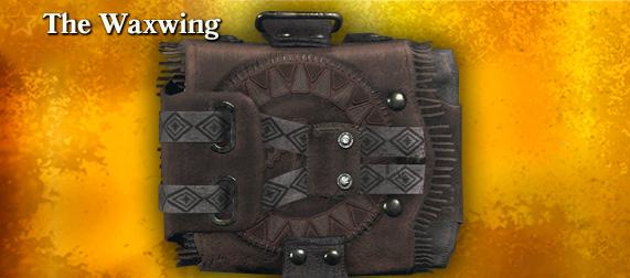 Легендарный облик The Waxwing (набор первой помощи)